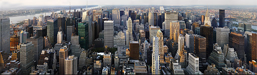 new york manhattan gigapixel