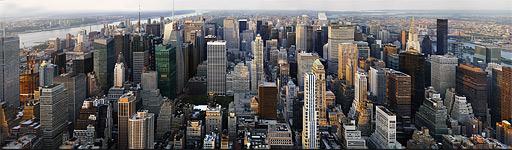new york manhattan gigapixel